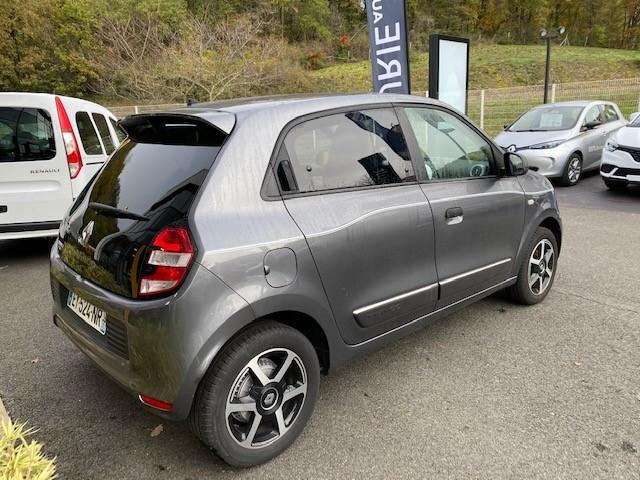 TWINGO Limited GRIS