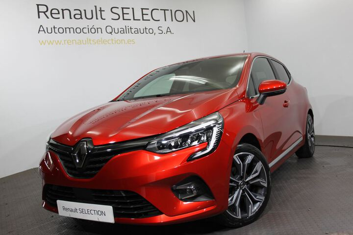 Nuevo CLIO  Rojo Deseo