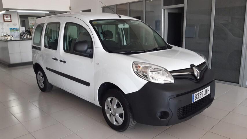 Kangoo Combi Diesel  BLANCO
