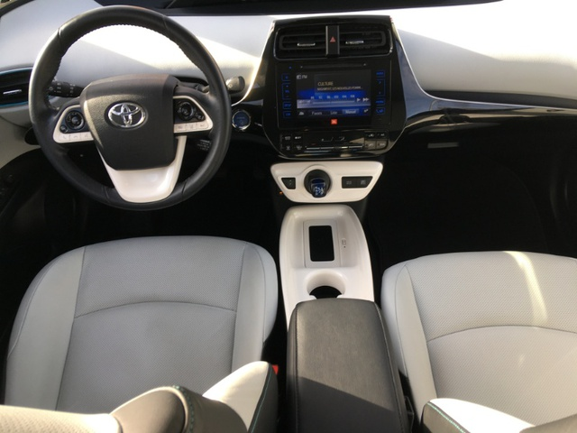 PRIUS Dynamic Business BLANC