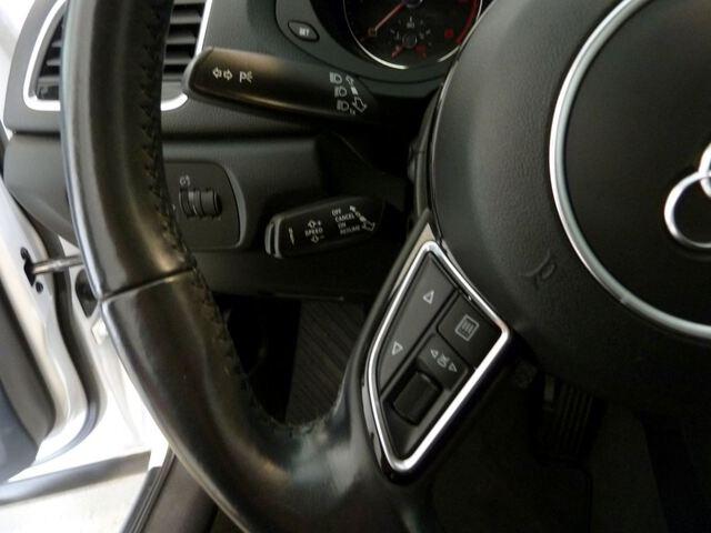 Inside Q3 Diesel  Blanco Curtain