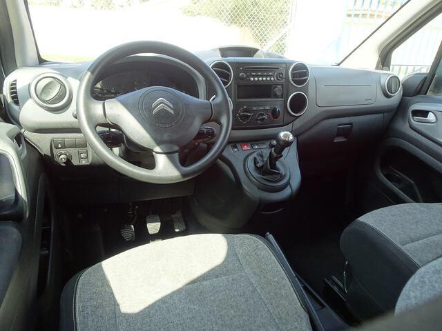 Inside Berlingo Diesel  Blanco Banquise
