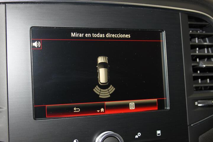 Inside Mégane  Blanco Nacarado