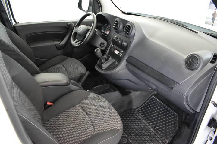 Inside Citan Combi Diesel  BLANCO MARFIL