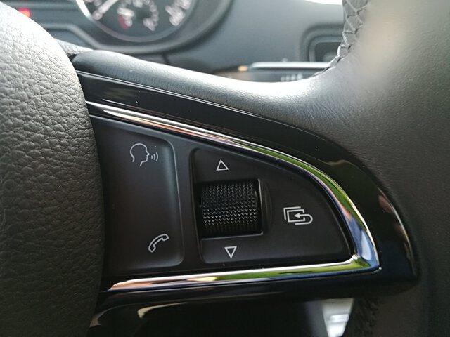 Inside Octavia Combi Diesel  Gris acero