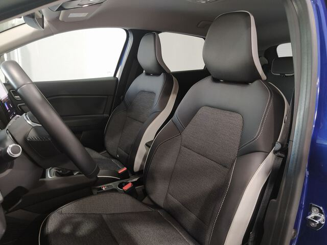 Inside Captur Gasolina/gas  Azul Rayo con techo