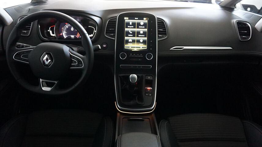 Inside  Grand SCENIC  Carrocería Rojo Car