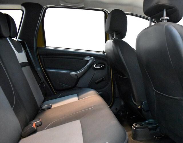Inside Duster Diesel  MARRON