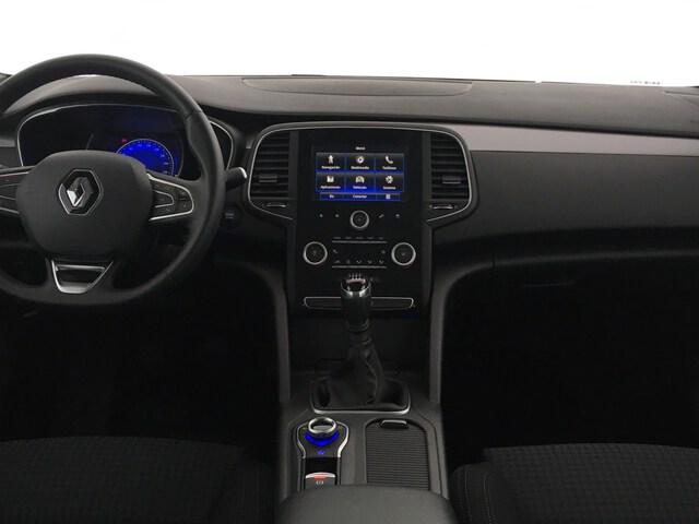 Inside Talisman Sport Tourer Diesel  Azul