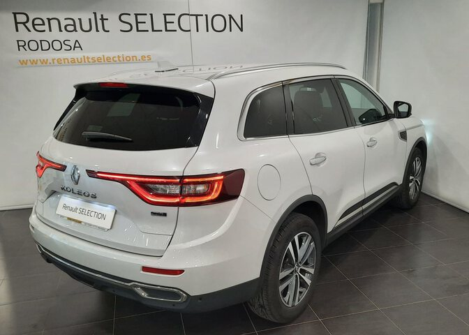 Outside Koleos Diesel  BLANCO