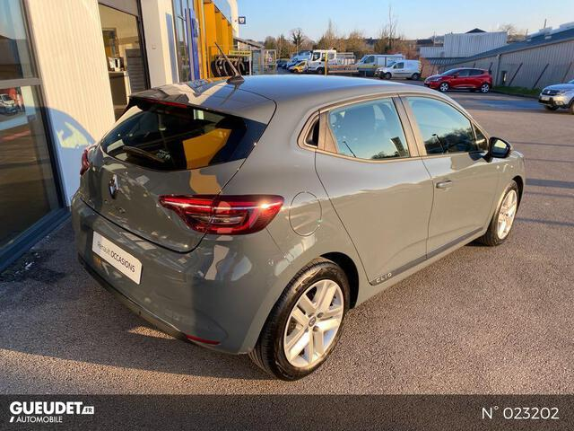 CLIO Business GRIS FONCE