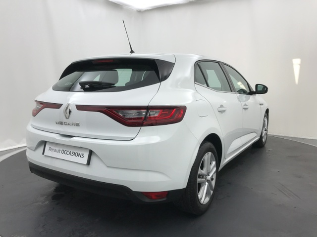 MÉGANE Business BLANC