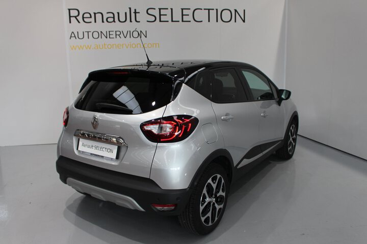 Outside Captur  Gris