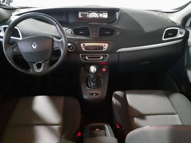 Inside Scénic  Blanco
