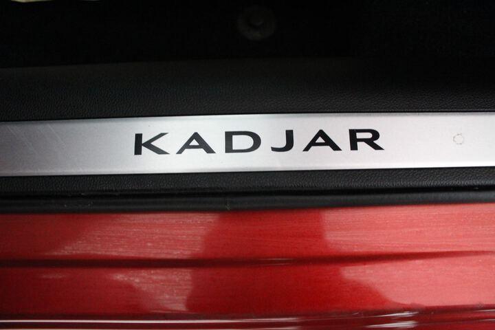 Inside Kadjar  Rojo