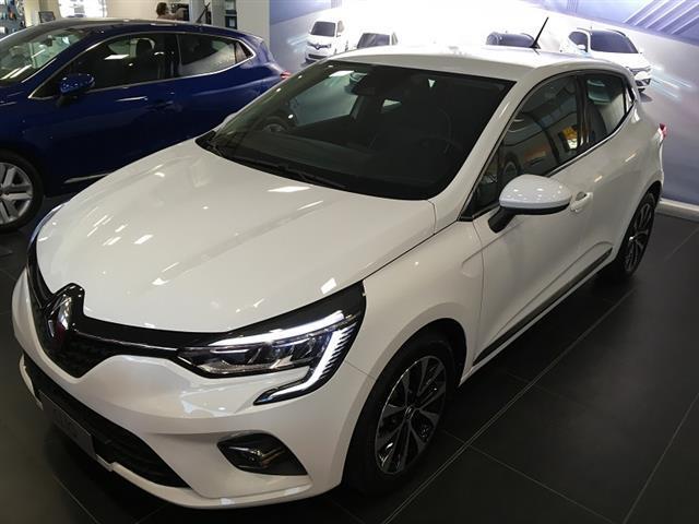 Clio V 2019 Metallizzata Bianco