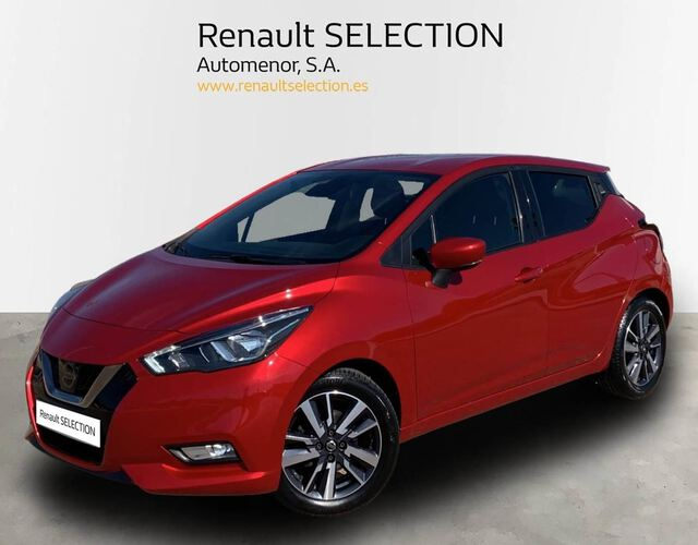 Micra Diesel  Passion Red