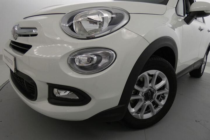 Inside 500X Diesel  Blanco