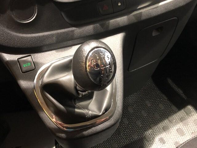 Inside Trafic Combi Diesel  Beige Ceniza