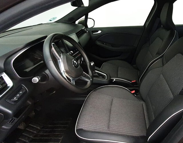 Inside Clio Diesel  MARRON VISION