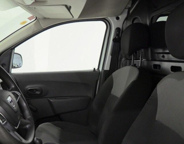 Inside Dokker Van  Blanco Glaciar
