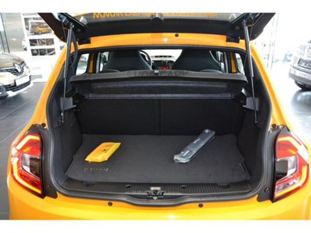 Extérieur Twingo  orange