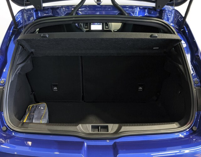Inside Mégane Diesel  AZUL OSCURO