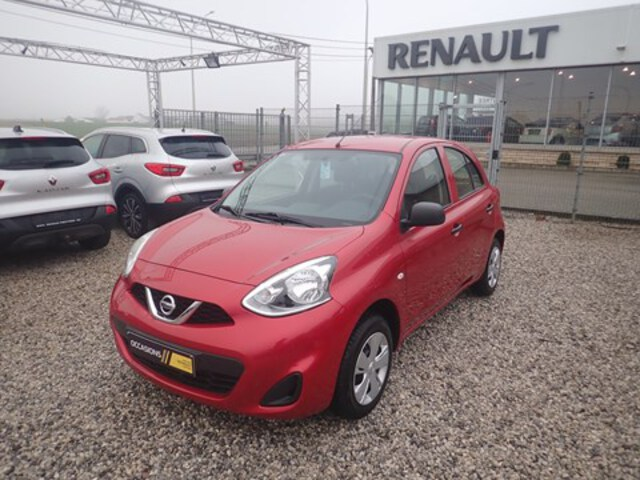 Micra  rouge