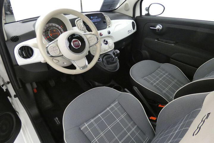 Inside 500  Blanco
