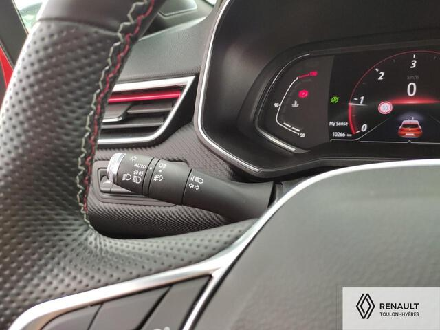 CLIO RS Line ORANGE