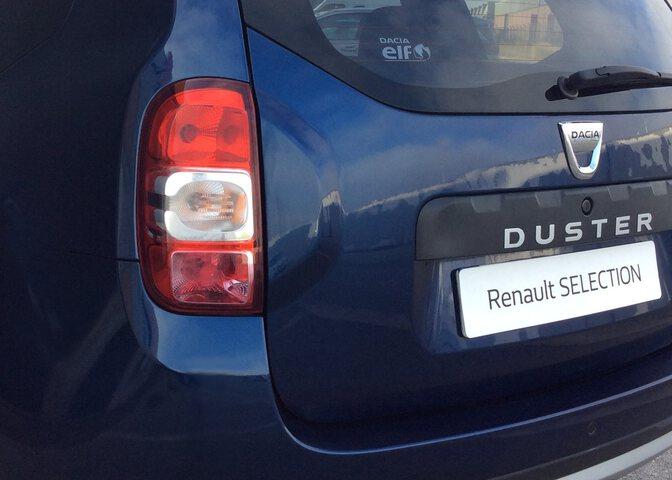 Outside Duster Diesel  AZUL COSMOS