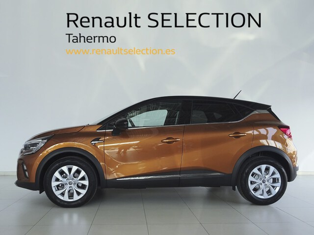 Outside Captur Diesel  Naranja atakama - ne