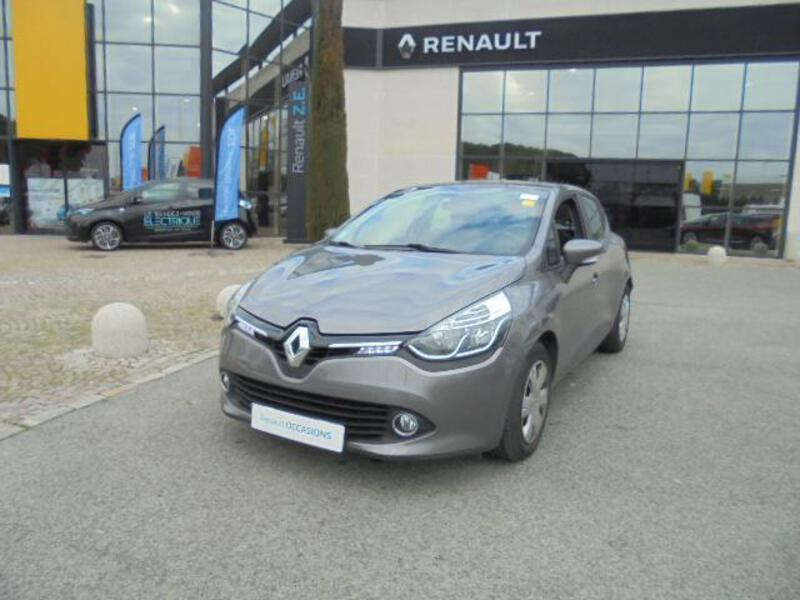 CLIO SOCIETE AIR MEDIANAV GRIS CASIOP