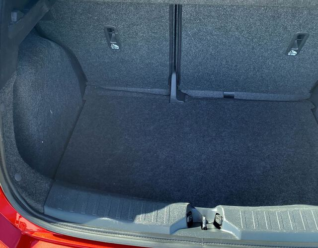 Inside Micra Diesel  Passion Red