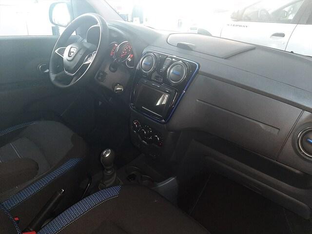 Inside Lodgy Diesel  Azul Cosmos