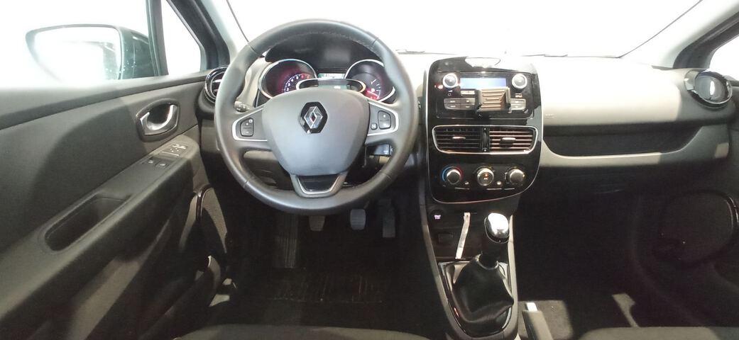 Inside Clio  GRIS TITANIO