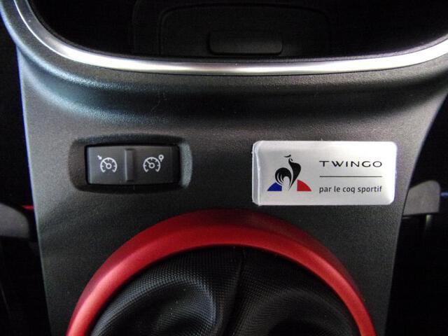 TWINGO Le coq sportif BLANC CRISTAL