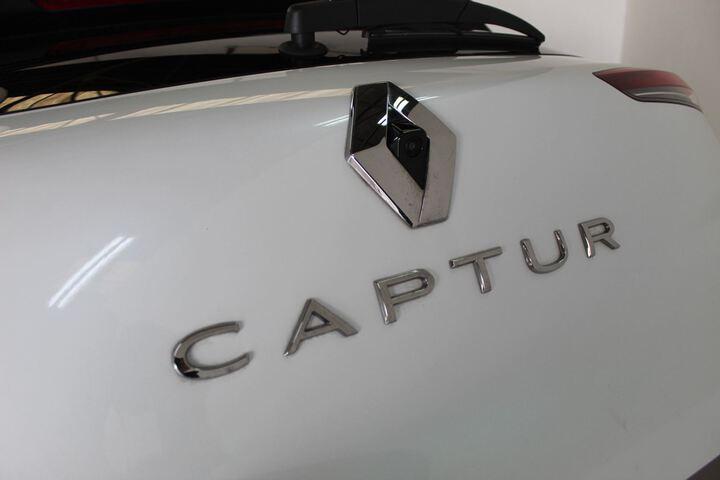 Outside Captur Diesel  Blanco