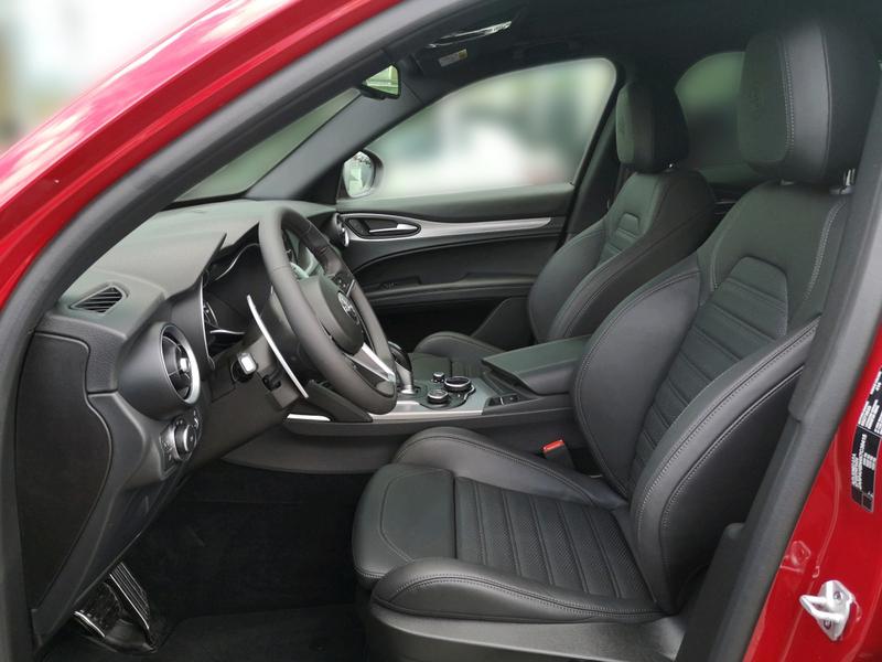 Außenausstattung ALFA Alfa Red             rot