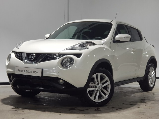 Outside Juke Diesel  Blanco Perlado