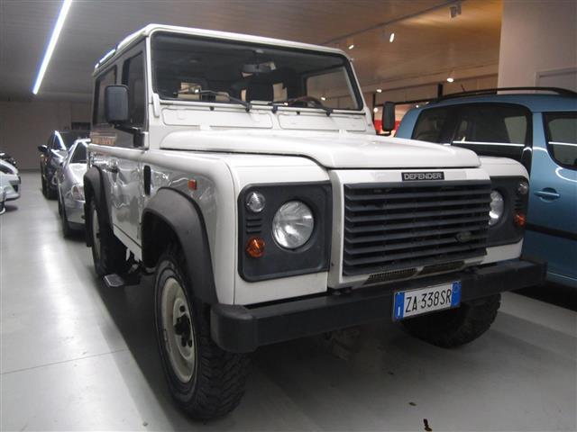 LAND ROVER Defender V 1990 90 00011373_VO38043670