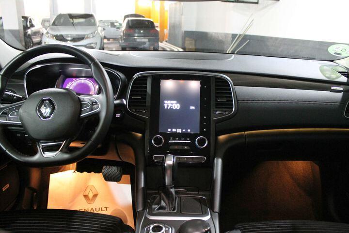 Inside Talisman Diesel  AZUL