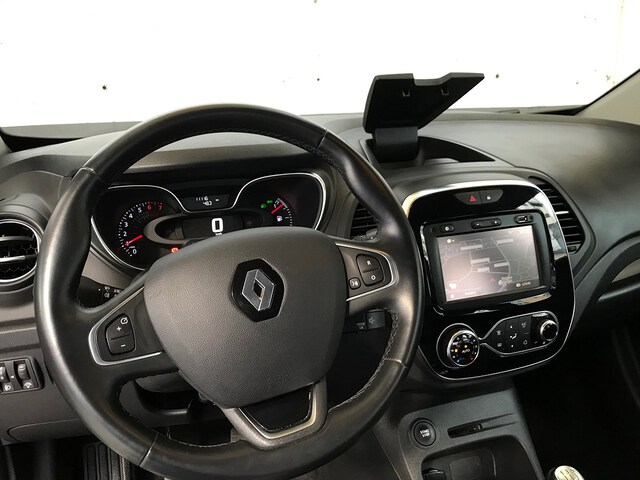 Inside Captur  Gris Casiopea
