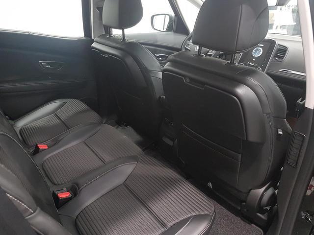 Inside Scénic Diesel  Negro brillante