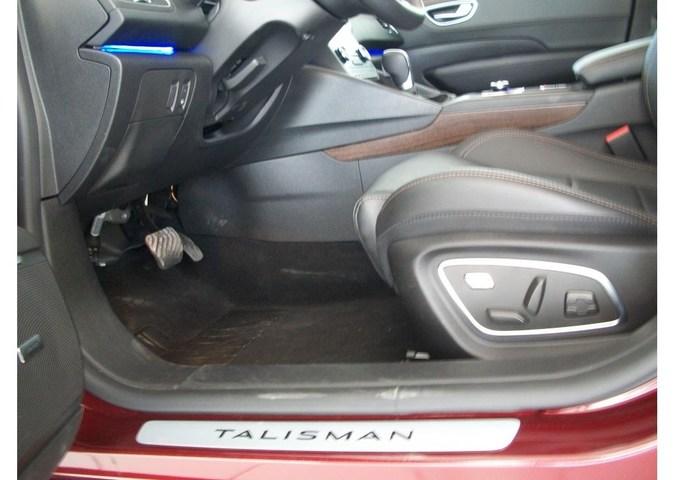 Inside Talisman  Rojo Carmín