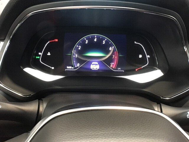 Inside Captur Gasolina/gas  Naranja Atakama con