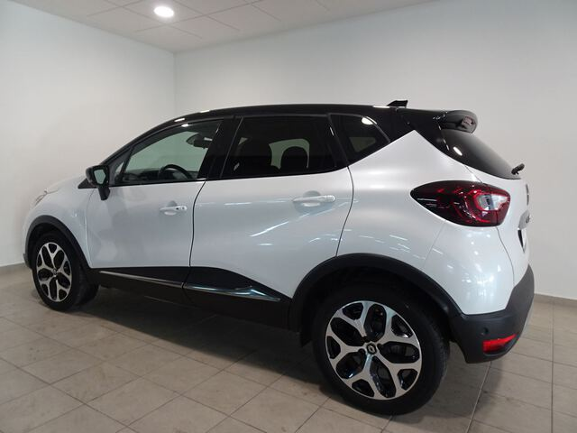 Outside Captur  Blanco Nacarado/Tech