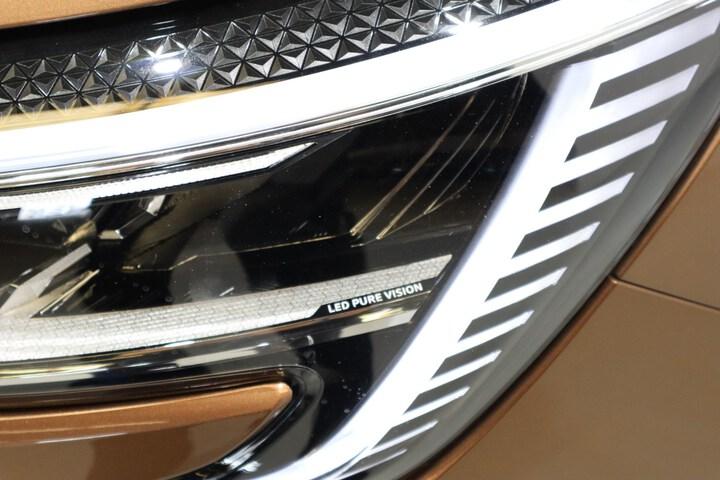 Outside Mégane Diesel  Cobre solar