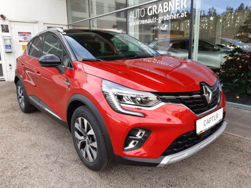 CAPTUR Edition ONE TCe 13 XPA                  rot