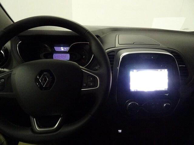 Inside Captur  GRIS